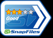 Rated 3 stars at SnapFiles